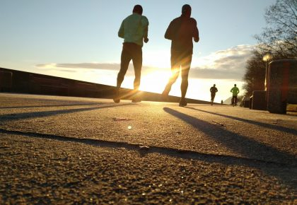 Where to run: the best routes in RUNderland