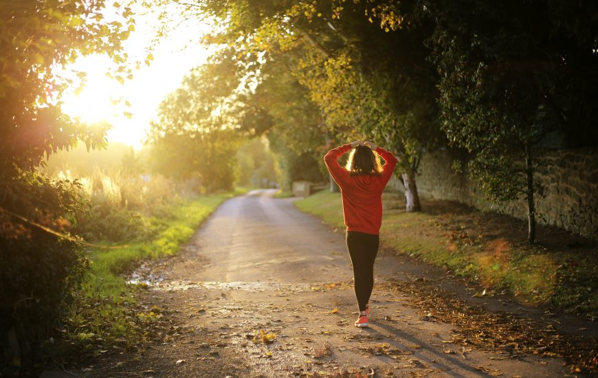 5 steps to your first 5K